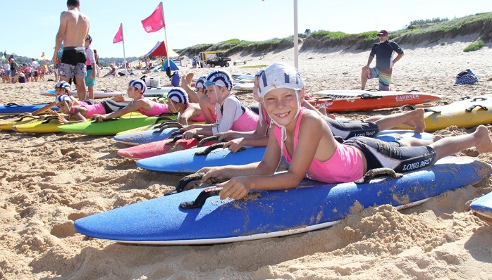 Nippers at Long Reef – it's time to register for the 2017/18 Season