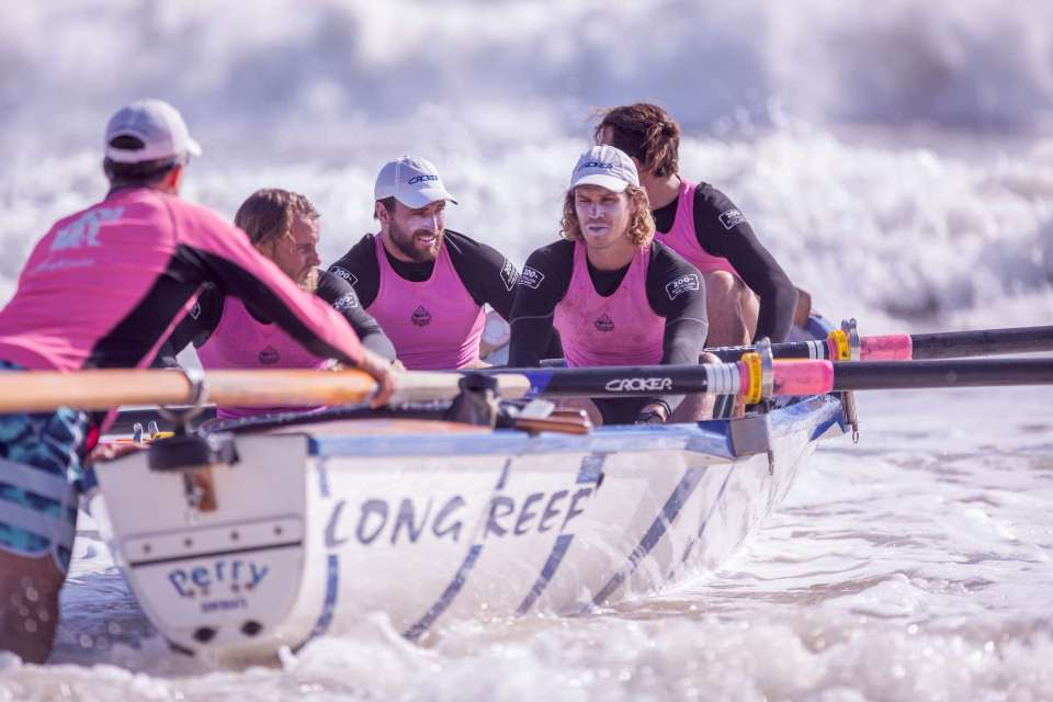 George Bass Surf Boat Marathon – 190 km from Bateman's Bay to Eden
