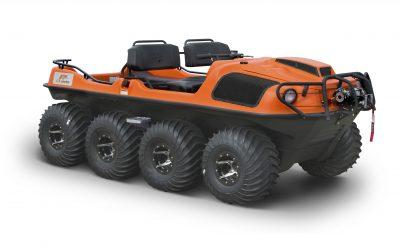 New All Terrain Vehicle