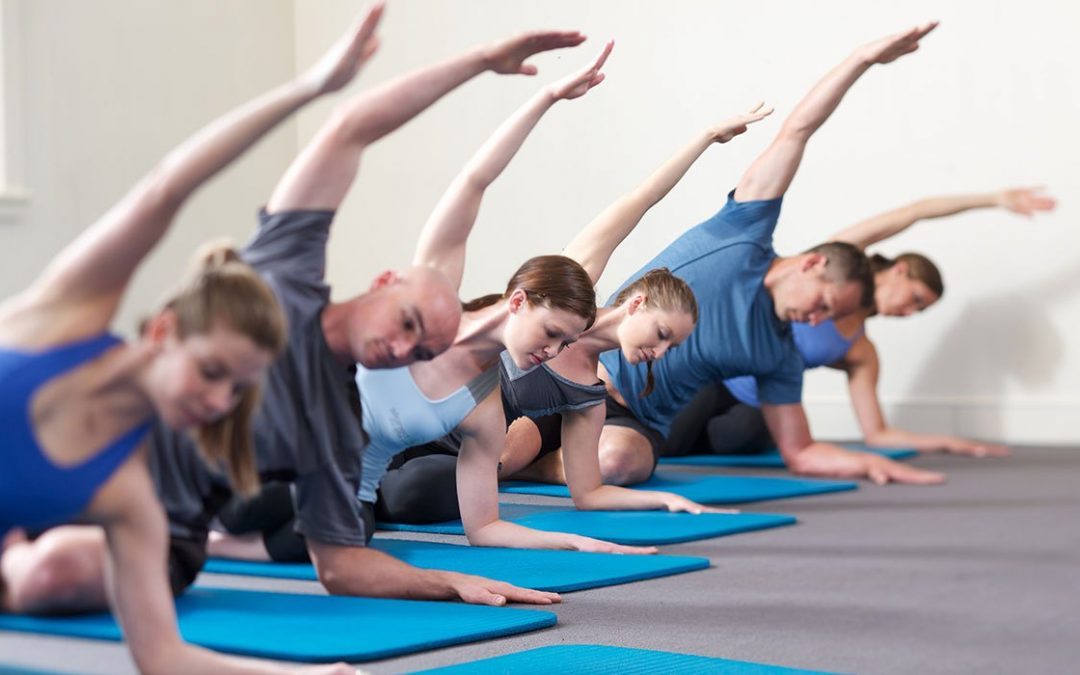 Pilates & Stretching Class
