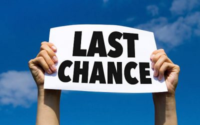 Last Chance: Bronze, ARTC and IRB Proficiencies