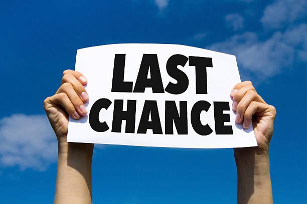 Last Chance: Bronze, ARTC and IRB Proficiencies