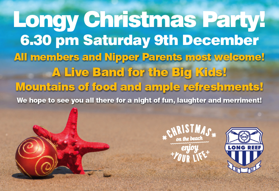 Longy Christmas Party – 9 December