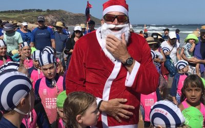 Nippers Christmas Party this Saturday