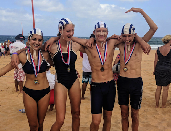 Longy Nippers & Cadets Shine @ SNB Championships