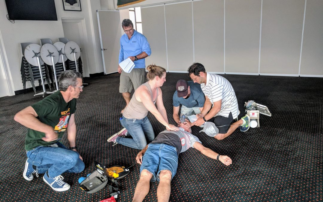 Advanced Resuscitation Techniques Course – Start: 12 March 2019