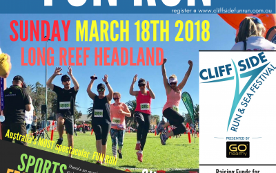 The 2018 Cliffside Run & Sea Festival