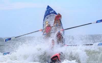 Surf boat action shot of the week