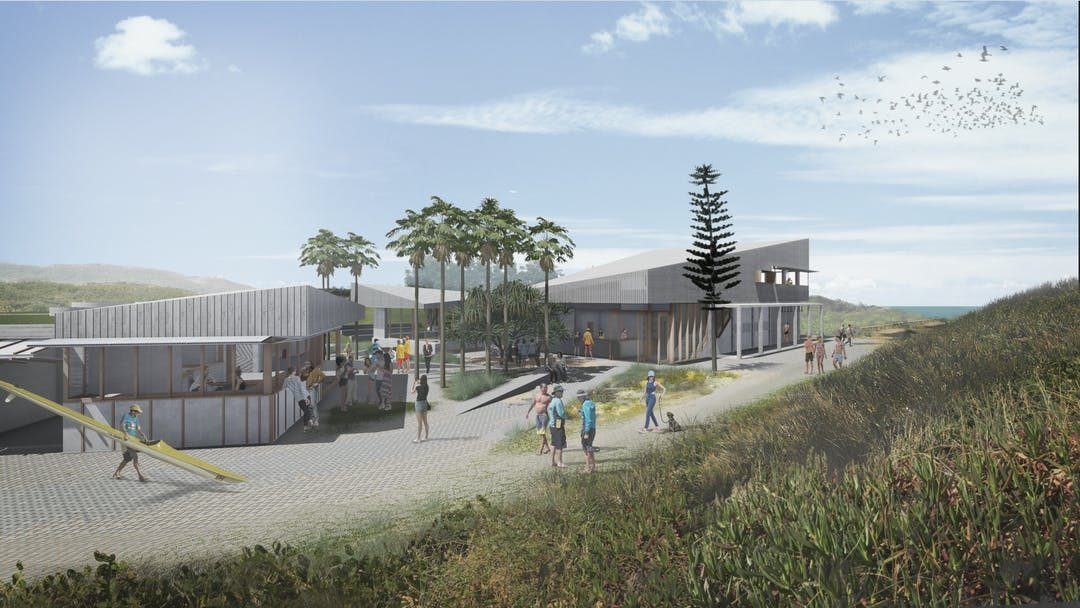 Have your say! Longy club house renewal project