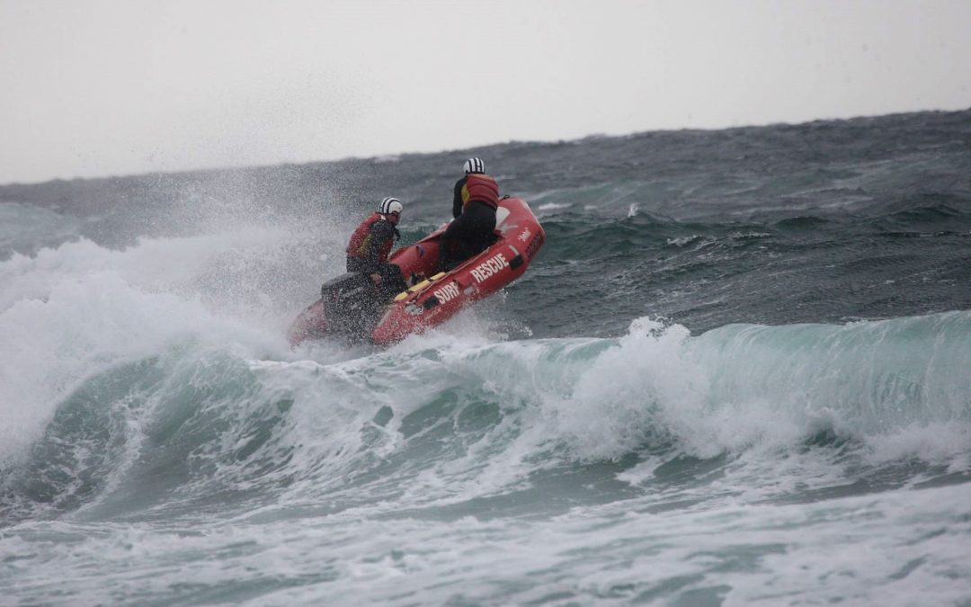 IRB training action in testing conditions!