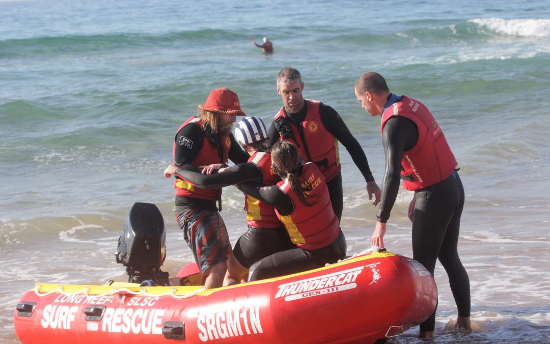 New IRB crew and driver course