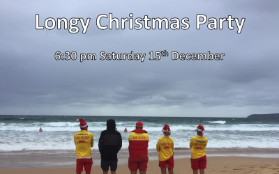 Details of 2018 Long Reef SLSC Christmas Party