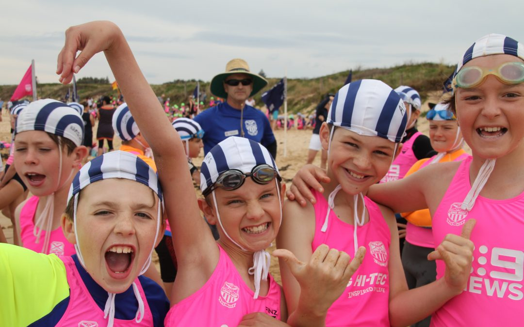 End of Season Nippers Session & Party this Saturday 3 March from 2pm