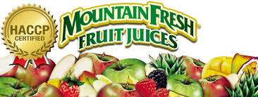Now Available: Mountain Fresh Fruit Juices