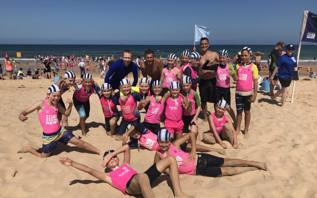 Nippers final session report & photos