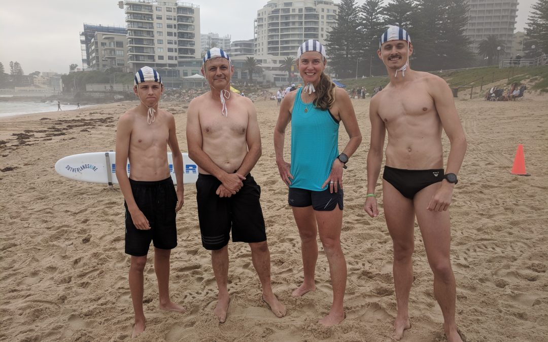 Longy beach runners place top 3