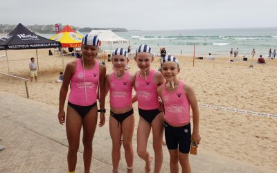 Longy young guns shine at Nippers carnival