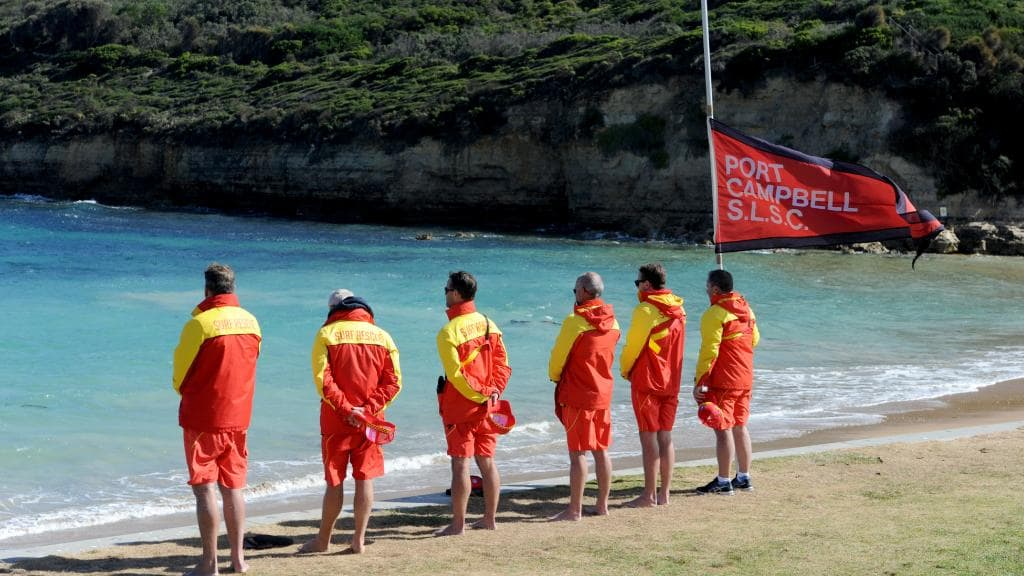 Solidarity with Port Campbell SLSC