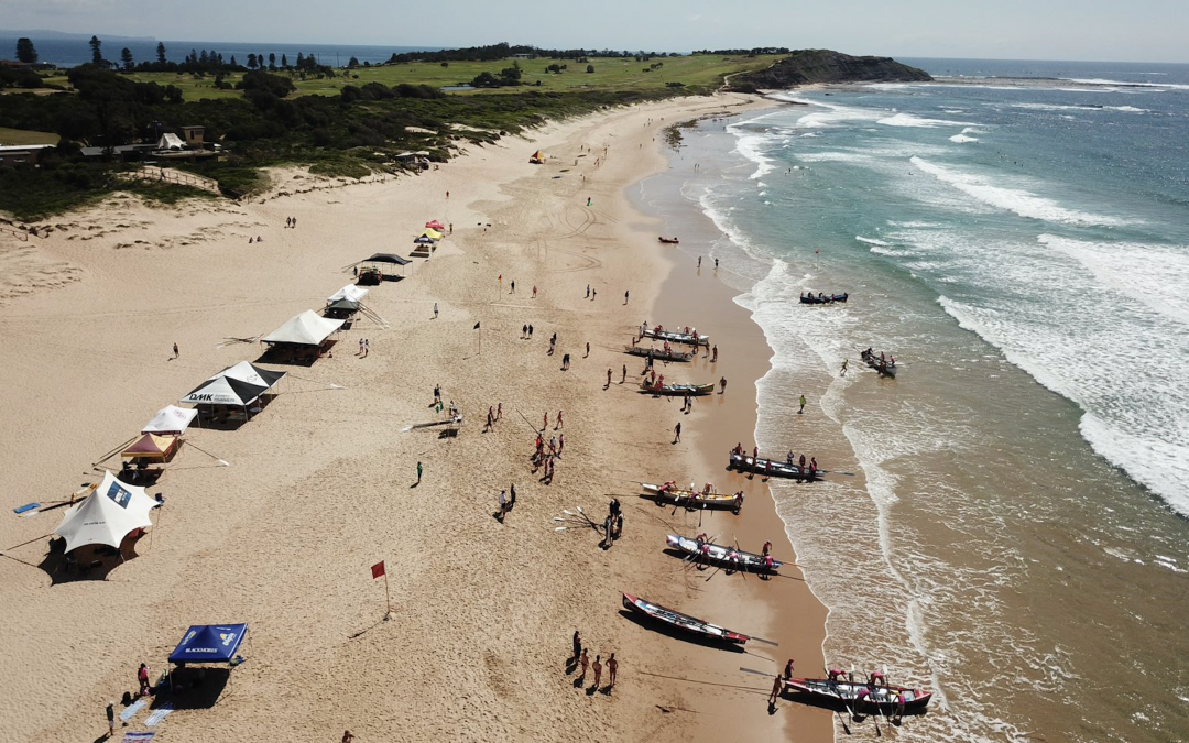 It's our turn to host, Round 4 of the SNB Boat Carnival Premiership comes to Longy on Saturday 19 December.