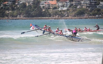 The Castaways Compete at the Collaroy Young Guns Carnival